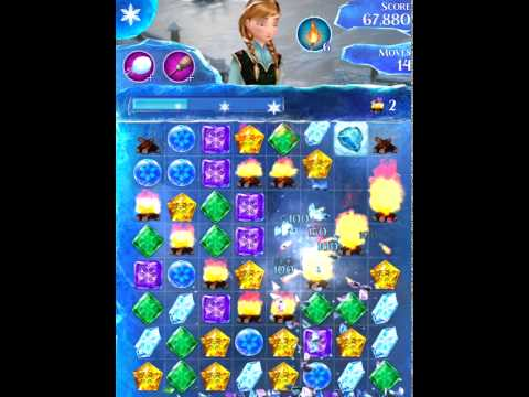 Disney Frozen Free Fall Level 212