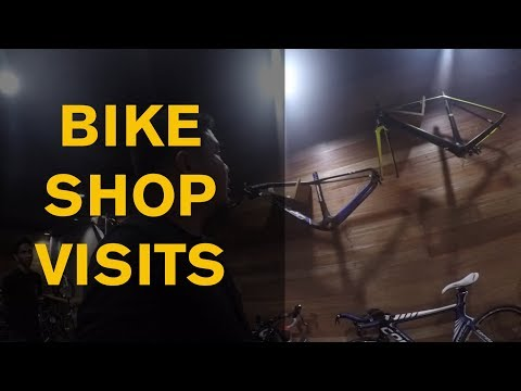 Bike Life Pinas | Quick Bike Shop Stroll at Chino Roces, (fo