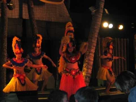 Hawaiian Cruise and Fanning Island