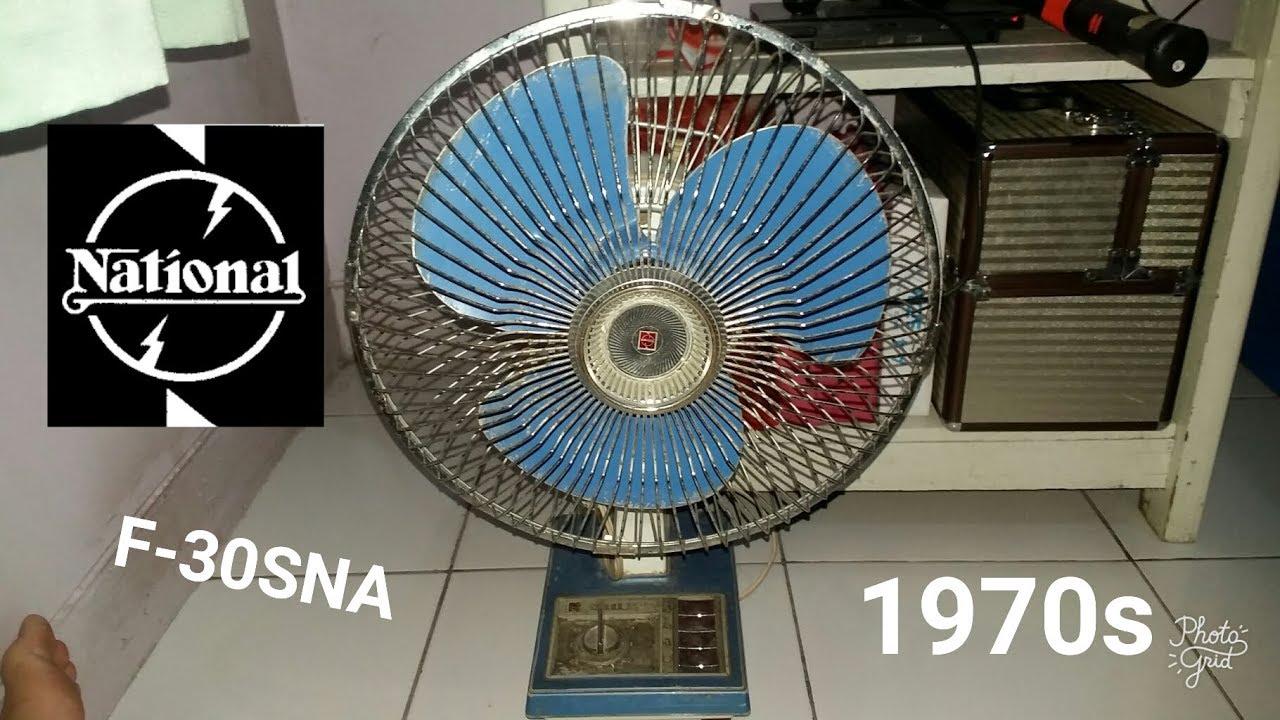 Vintage Desk Fan Restoration Hostgarcia