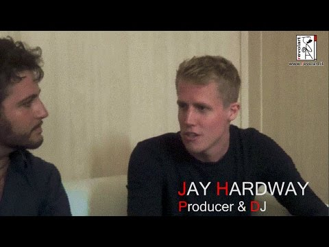 Is ElectroMusic an Art Form? JAY HARDWAY interviewed by Revolart @ Sziget 2016