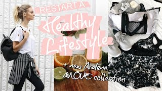 Restart A Healthy Lifestyle + New Ardene MOVE collection | 2018 thumbnail
