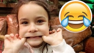 Try Not To Laugh!!! Challenge for Kids and Simon Says Game