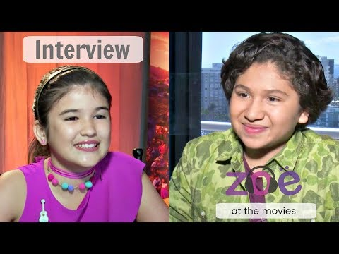 "Zoe at the Movies: ""Coco"", with Anthony Gonzalez INTERVIEW"