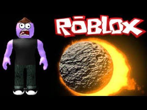 Roblox - CHUVA DE METEORO?!