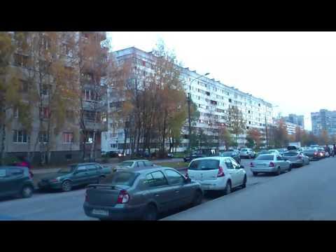 Улица Ивана Фомина. СПб. 2015