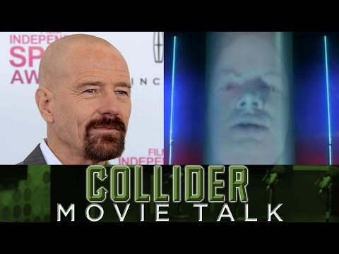 First Look At Bryan Cranston As Zordon In Power Rangers - Collider Movie Talk