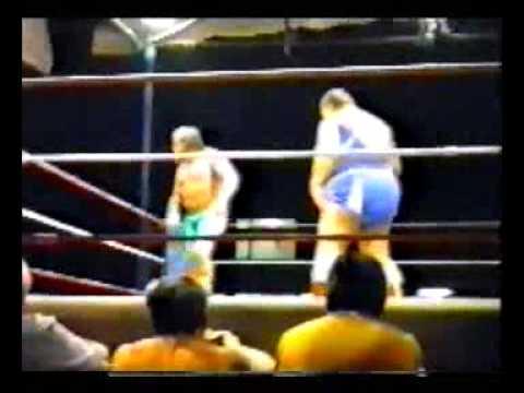 """Catchen/Wrestling Otto Wanz vs Dave """"Fit"""" Finley H..."""