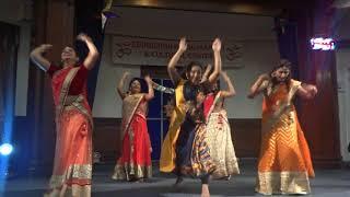 Edinburgh Diwali 2017 Aaan Group Performance