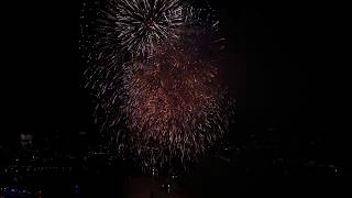 Full 4th of July Independence Day Fireworks - New York City - 4K!