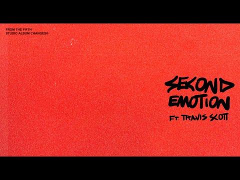 """Justin Bieber – """"Second Emotion"""" feat. Travis Scott"""