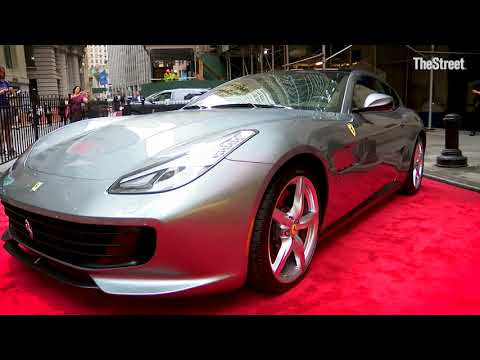 Ferrari N.V. To Celebrate 70th Anniversary
