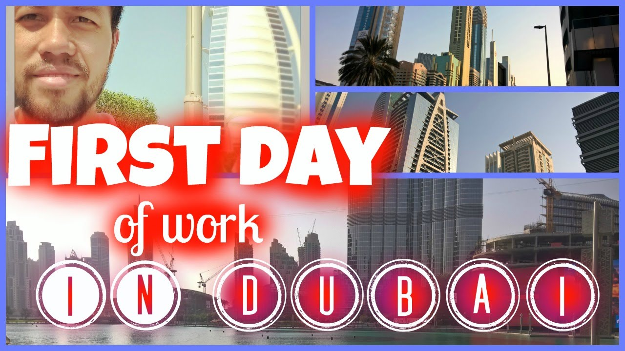 first day of work in dubai part 1 buhay ng pinoy sa dubai first day of work in dubai part 1 buhay ng pinoy sa dubai ofw pinoy