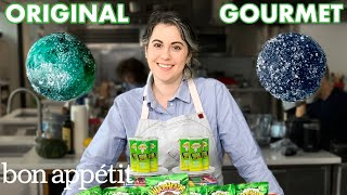 Pastry Chef Attempts to Make Gourmet Warheads | Gourmet Makes | Bon Apptit