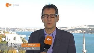 ZDF | Türkei: Absolute Mehrheit für AKP