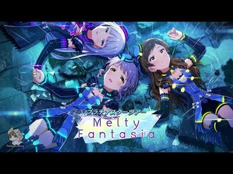 「ミリシタ」Melty Fantasia (Event BGM) - Idolm@ster ML: Theater Days