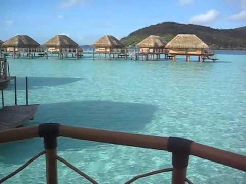 Steve Deb S Tahiti Moorea Bora Honeymoon Manava Suites Pearl Beach Resort