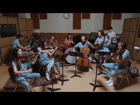 Tennyson - Uh Oh! (Live Band + String Quartet)