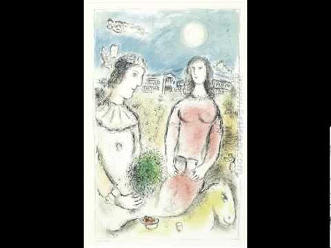 Marc Chagall Oil Paintings