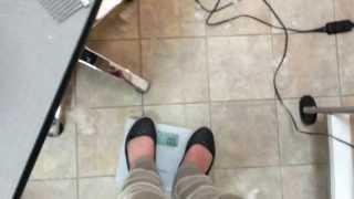 お家で簡単にわんちゃんの体重の計り方をお伝えします.