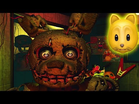 WHY DO I LISTEN TO YOU GUYS??? | Five Nights At Freddy's 3 Jumpscares (FNAF 3)