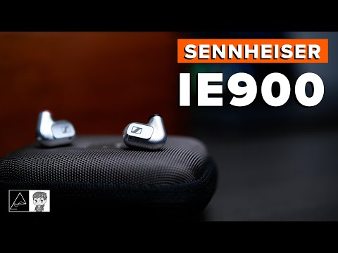 Sennheiser IE 900 Review - New High-End Dynamic Driver IEM