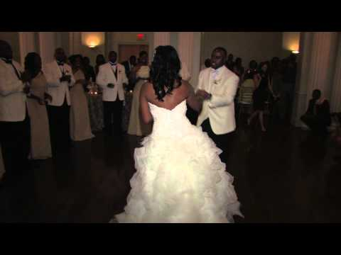 First Dance For The Bride And Groom Jameelah & Rapheal June 1 2012
