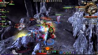 Neverwinter Gameplay Level 40 - Gray Wolf Den (Tank)