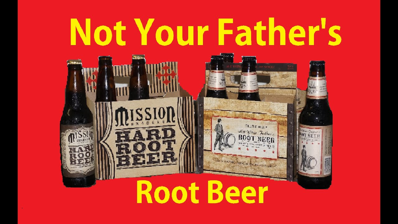 Where to buy not your father s root beer - Not Your Father S Hard Root Beer Mission Brewery Comparison Taste Test