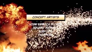 Deadpool Game Ending Credits & Theme Song