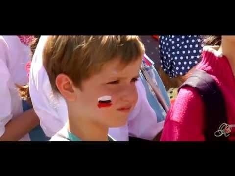 Видео: Белгород 2016. День России. Russia Day