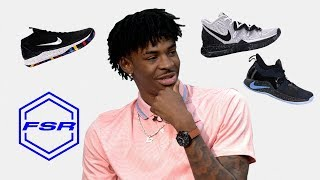 Ja Morant Reveals Why He Signed to Nike  | Full Size Run