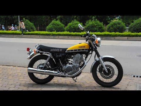 Autodaily.vn | Chi tiết Yamaha SR400 bản đặc biệt giá hơn 200 triệu đồng tại Hà Nội