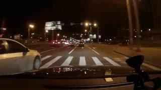 Светодиодные лампы H7 ближний свет с ПТФ HB4  тест на дороге(Обсудить на форуме ♥ - http://goo.gl/UjBlcg ♤ Купить светодиодные лампы P6 25W Philips Luxeon Z ES H7 ♤ - http://goo.gl/avjO6Q ♤ Купить..., 2016-09-05T18:00:26.000Z)