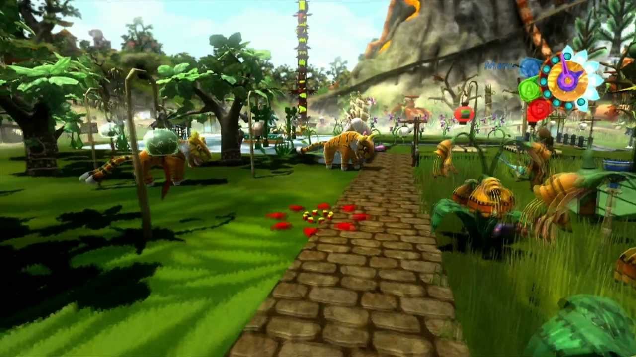 Viva Pinata TIP Garden Of The Orient YouTube