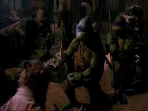 TMNT Movie 1: Dancing Turtles