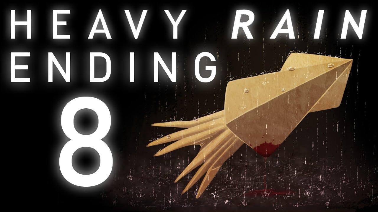 Heavy Rain Walkthrough Part 50: Origami Killer