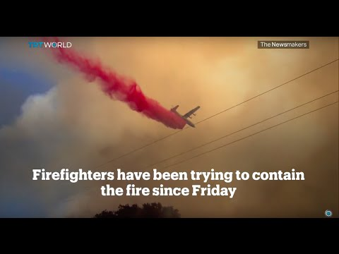 Picture This: Wildfires in California