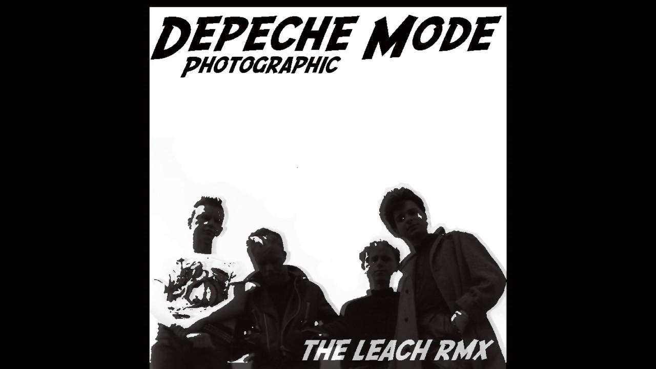 depeche mode photographic