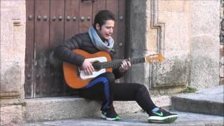 Flamenco en la calle. Cáceres
