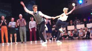 Boogie Woogie Competition WILD Rock That Swing 2016