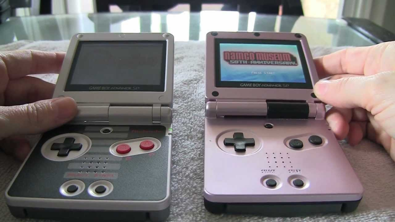 how to make gameboy advance sp screen brighter