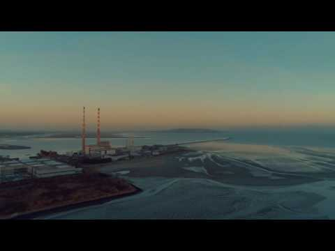Sandymount Beach - Phantom 4 Pro graded with EPICOLOR
