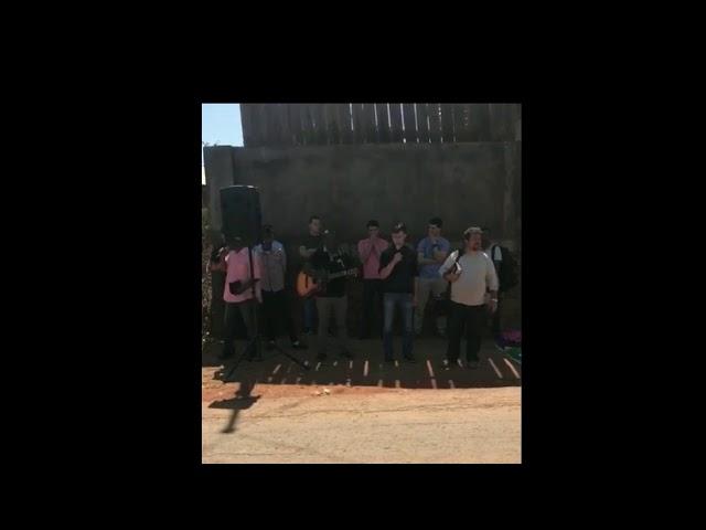 Evanghelizare în comuna Ankiramena - octombrie 2017