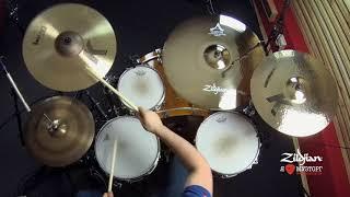 "Zildjian 18"" K Sweet Crash - weight:1298 grams"