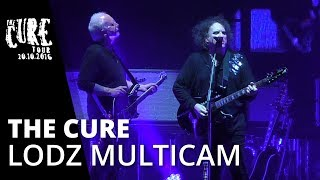 The Cure - Burn * Live in Poland 2016 HQ Multicam
