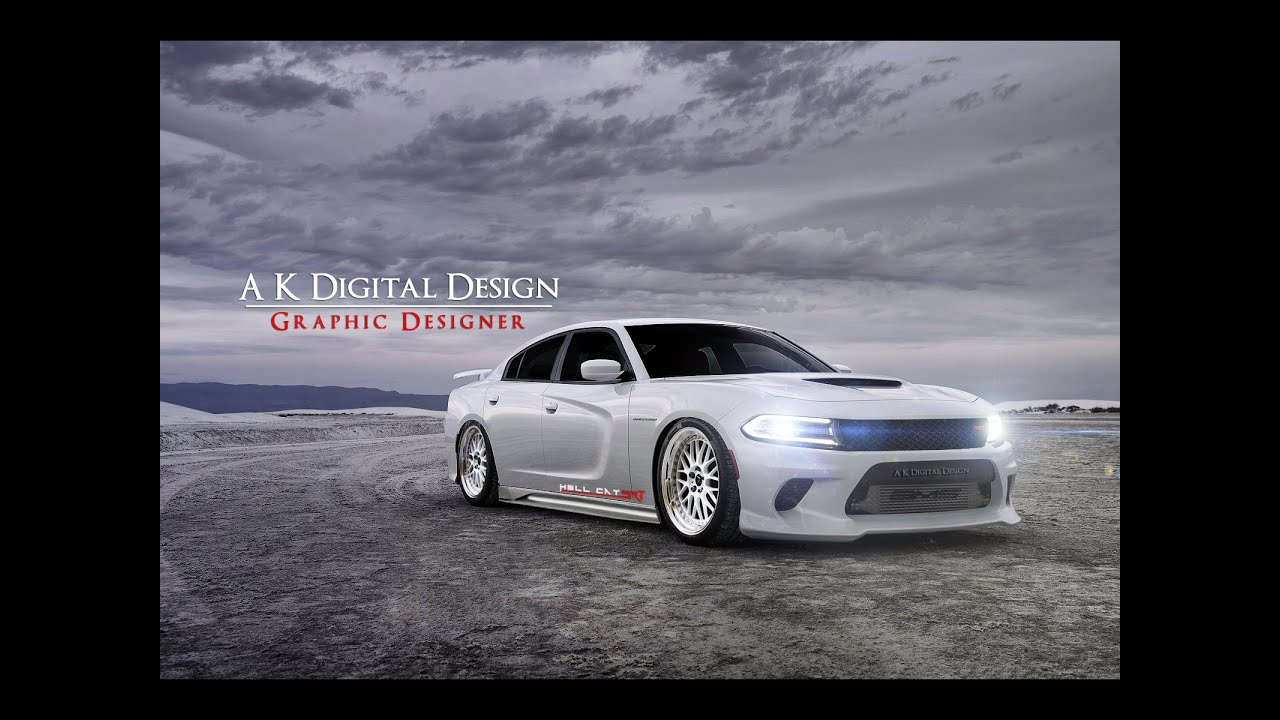 2015 dodge charger srt hellcat modified - hellcat unleashed - youtube