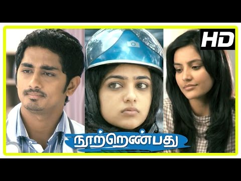 180 Tamil Movie Comedy Scenes  Siddharth  Nithya Menen  Priya Anand  Moulee  Geetha
