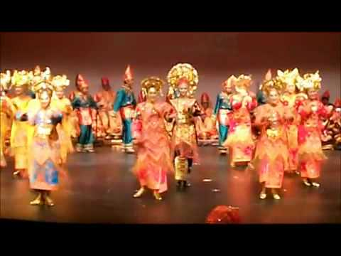 Indonesian Culture Dance @Sagebrush Kamloops  YouTube