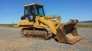 Caterpillar 963C Track Loader Cat...